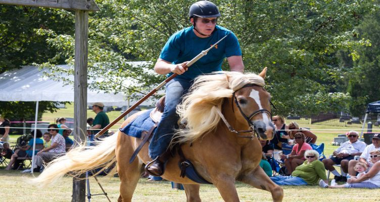 147 Years of Jousting at Christ Church Where Tradition and Sport Collide