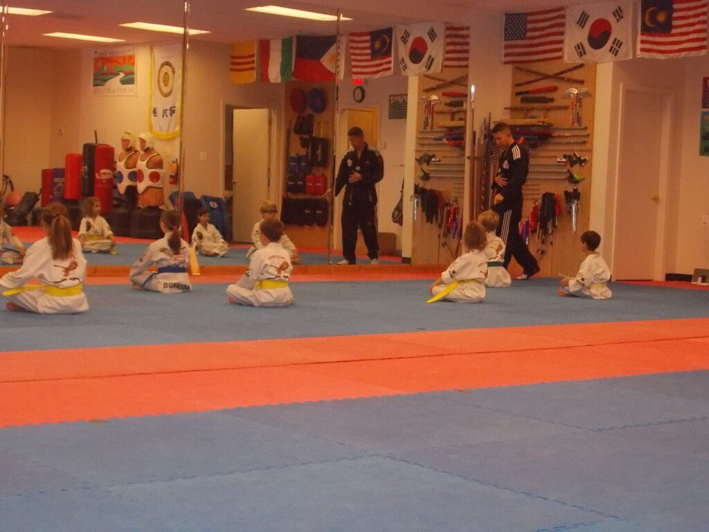 Jerry Low's Black Belt Academy Tae Kwon Do