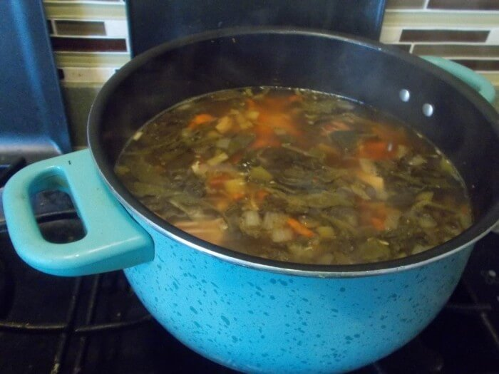 Bone Broth Soup Nutritional Goodness