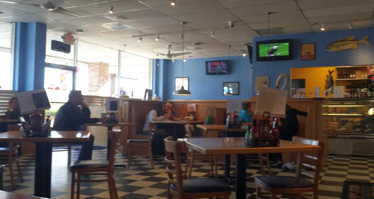 Chesapeake Grille & Deli Offers Lots Of Tasty Options