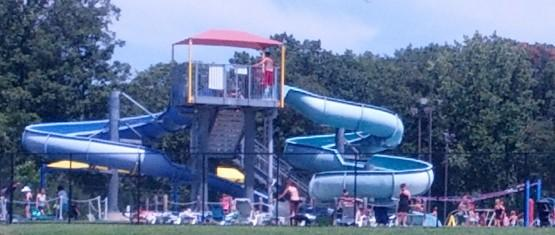 Cove Point Park Water Slide