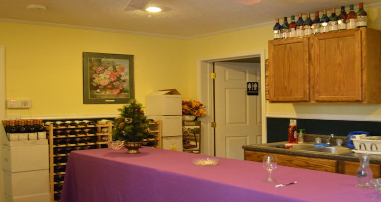 Cove Point Winery: Calvert County's First Winery