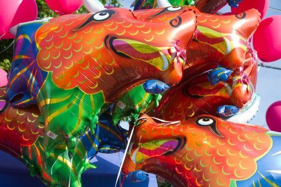 Dragon Boat Festival 2013 Recount Balloons