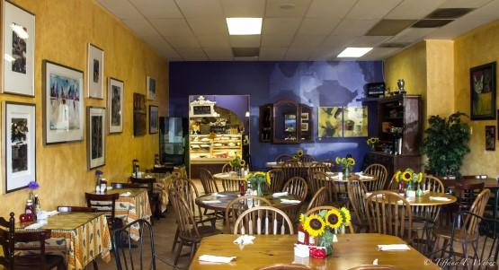 Dream Weaver Cafe Prince Frederick MD 20678 Inside Tables