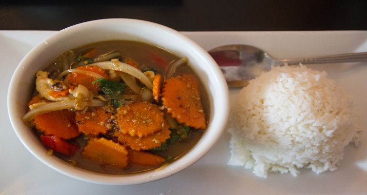 EZ Thai Restaurant: Not All Thai Food Is Spicy