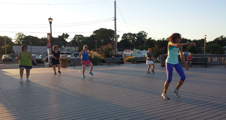 Have Fun & Get Fit With Zumba By The Bay
