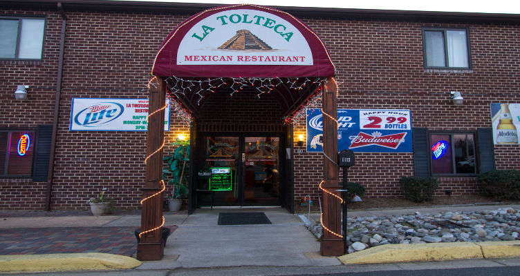 La Tolteca Mexican Restaurant: My Favorite Fajitas