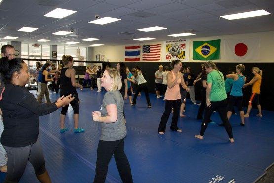 Ladies-Self-Defense-Seminar-Supports-End-Hunger_01_YourCalvert