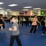 Ladies' Self-Defense Seminar Supports End Hunger In Calvert County