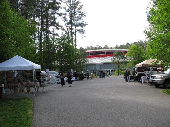 Makers Market At Annmarie Garden Lot
