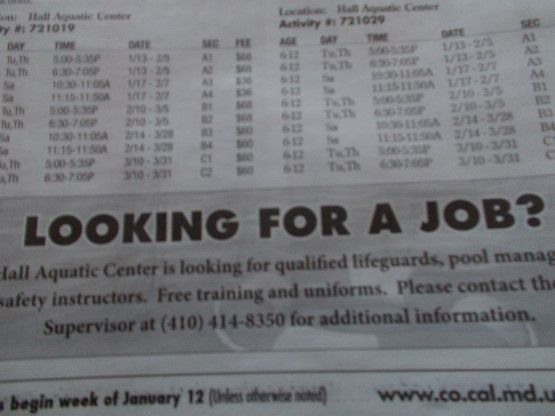 new year new resume for calvert county jobs