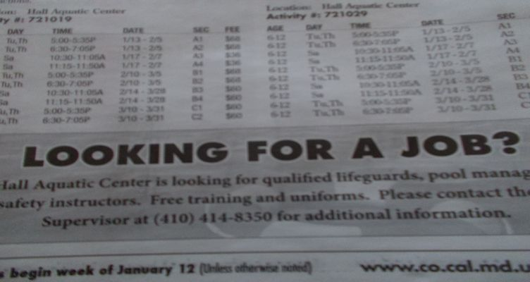 New Year, New Resume For Calvert County Job Seekers