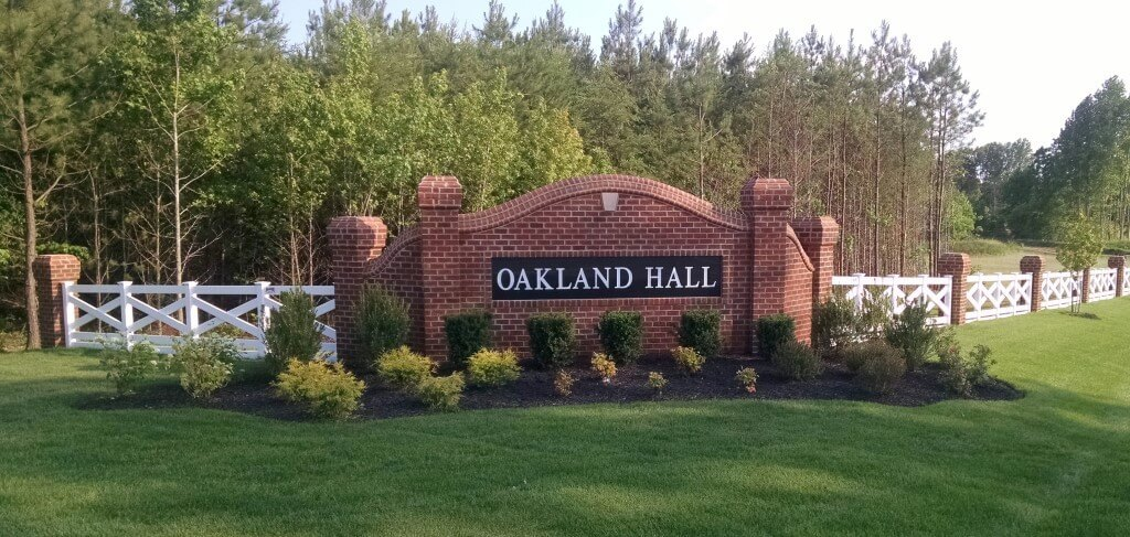 Oakland Hall: Calvert County Neighborhood Guide