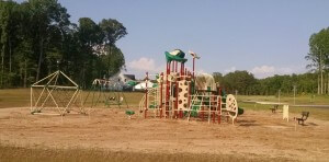 Calvert County New Homes With Playground