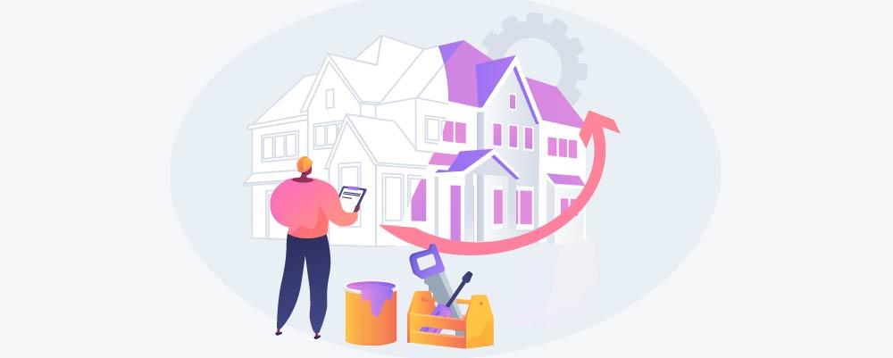 Renovating or Remodelling