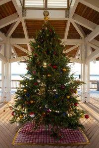 Solomons Christmas Walk Pavilion Christmas Tree