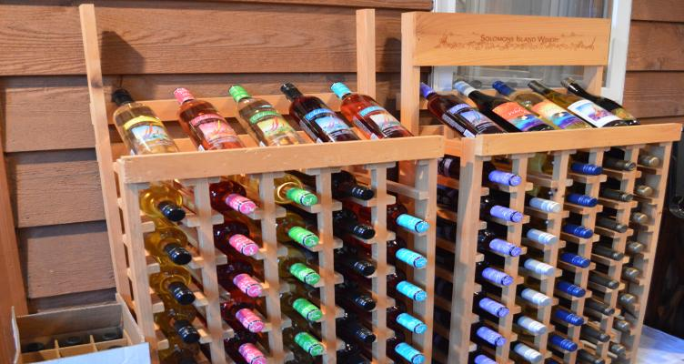 Solomons Island Winery: A Homey Tasting Experience