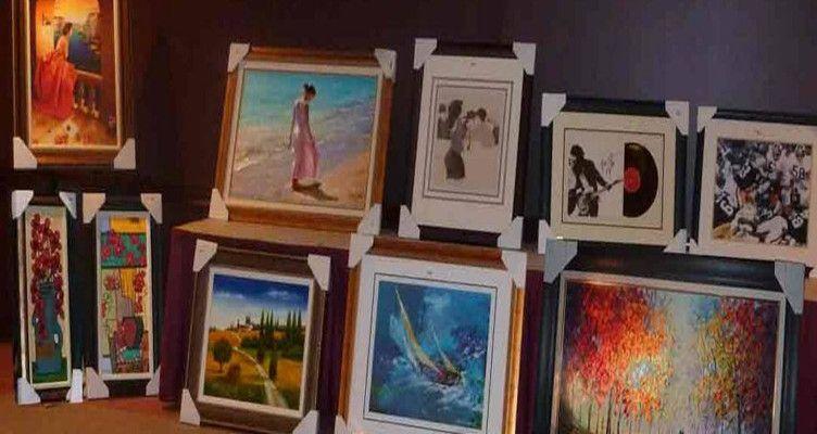 The Calvert Library Gala Art Auction: Enjoy Art & Fine Wine